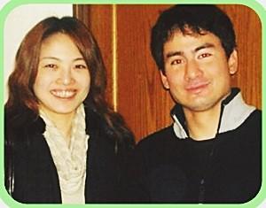 野口健夫妻