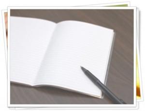 ペンとノート2