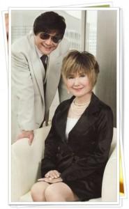 マダム路子と片岡さん