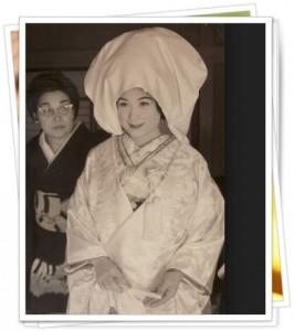 マダム路子花嫁写真