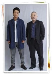 桐谷健太と井筒監督