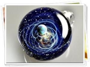 宇宙ガラス2