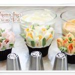 めざましTVで紹介のバラのクリーム絞り口金が簡単!どこで買える?