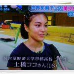 土橋ココの生年月日やハーフの噂は?両親や性格についても!