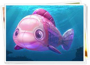 ニモの潜水艦