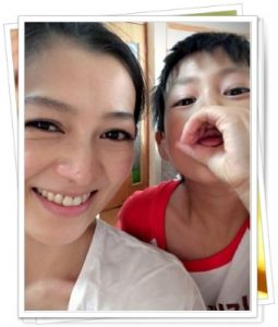 田中恵の息子