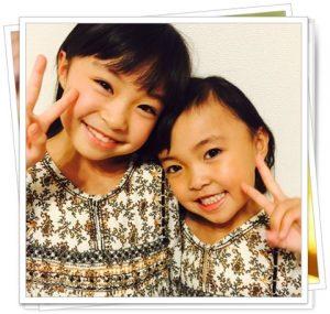 新井美羽と妹