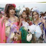 北九州の成人式がやばい?花魁風衣装の画像も!