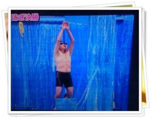 平泳ぎ決勝