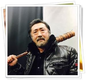 大塚明夫再婚した嫁の名前や職業...