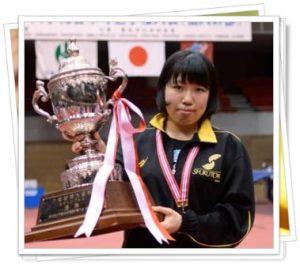 丹羽美里選手