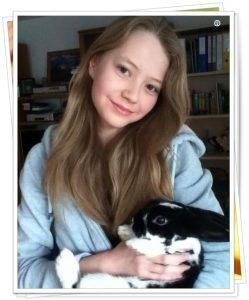 サブリナ陽子14歳