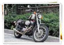 甲本ヒロトのバイク