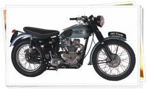 トライアンフTR5 1955