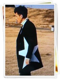 満島真之介星のコート2