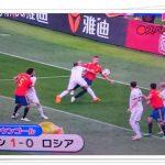 ロシアW杯スペイン戦のオウンゴール動画!PK合戦の動画も!