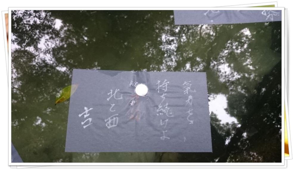 八重垣神社占い1