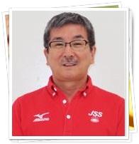 竹村コーチ
