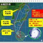 台風21号2018でJR神戸線の運休や終電繰り上げは?快速もチェック!
