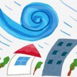台風25号(2018)の福井や石川上陸は何日のいつ頃?進路や強さも!