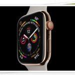 アップルウォッチシリーズ4の発表にまとめ!新機能は心電図機能!