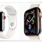 AppleWatchシリーズ4のサイズやカラー!USB充電?素材や心電図機能は?