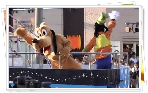 ディズニーパレード4