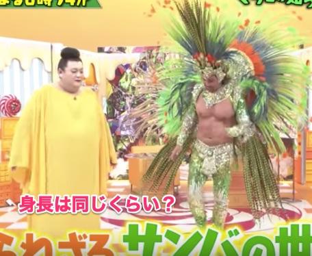 中島洋二さんの身長