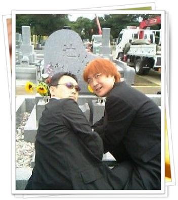 辻秀幸さんの兄弟