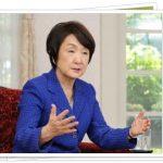 林文子(横浜市長)の夫の職業やスピード婚がすごい!子供についても!