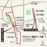 東京オリンピックマラソンのコースが決定?詳細やルートも調査!