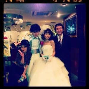 蔦谷好位置の結婚写真